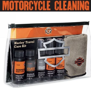 H-D® cleaning kit